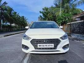 Hyundai Verna Fluidic 1.6 VTVT SX AT, 2019, Petrol