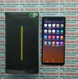 Samsung Galaxy Note 9 Blue 6 GB Ram 128 GB Box charger Available