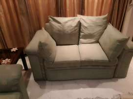 7xSeater Cloth Comfortable Sofa Set with Cushions Available for Sale