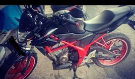 Di jual motor  cb 150 r new