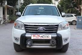 Ford Endeavour 2.5L 4x2, 2011, Diesel