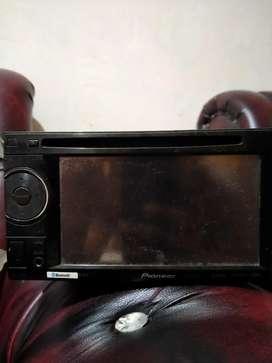 Pioneer AVH-2450BT 5.8-inch Double DIN DVD AV Receiver