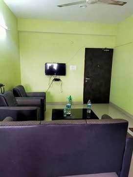 3 Bhk Fully Furnished Flat  For Families Or Job Bachelors Rajapul Apt.