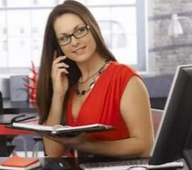 FEMALE ( ONLY ) PERSONAL SECRETARY