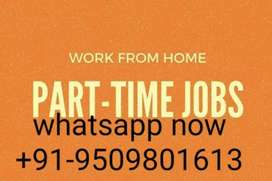 Get a perfect home based job and good income