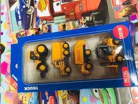 Mainan ana truck minitur die cast