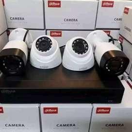 paket kamera cctv Full HD 2mp free pasang