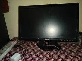Asus pc ...good condition(use for only office work)