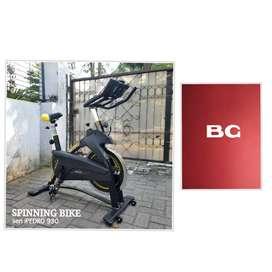 Sepeda Statis Spinning Bike Racer ( BG Homeshopping )