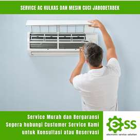 Service AC Cuci AC Isi Freon Bongkar Pasang AC Bekasi