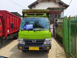 Dp. 40 jt - Hino Dutro 130 HD Dump 2014