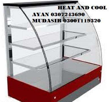 Bakery Counter Available