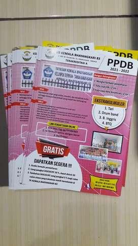 Brosur AP 120gr