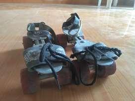 Roller skaters