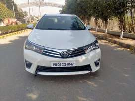 Toyota Corolla Altis 2015 Diesel Well Maintained