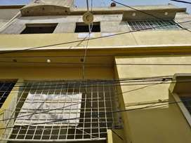 80 Sqyds Double Storey Owner Built House for Sale Sabir Colony, Malir