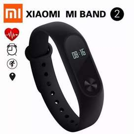 Mi Band 2 with heart rate sensor