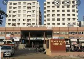 2 bhi flat available on rent in Silver Plaza, Palanpur Patiya