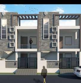 3bhk villa for sale at gopalpura bypass