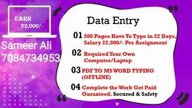 Aaply now Home base data entry part time job