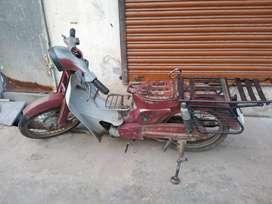 Bajaj M8T bike