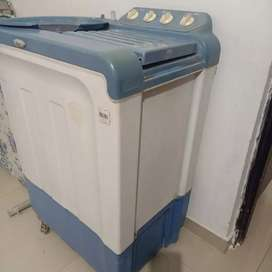 Semi Whirlpool washing machine 7 litre