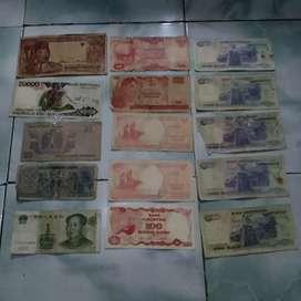 Jual uang kuno THN 1964