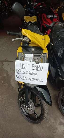 UNIT BARU ! Yamaha M3 125 new
