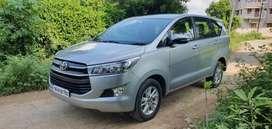 Toyota INNOVA CRYSTA 2.4 GX Manual 8S, 2016, Diesel