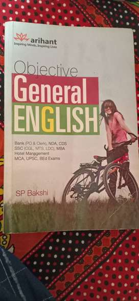 General English -SP Bakshi