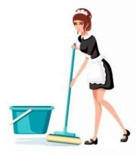 Argent maid is a required for 24 hours in bhriya Town Islamabad