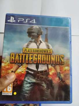PS4 Pubg cd in new condition