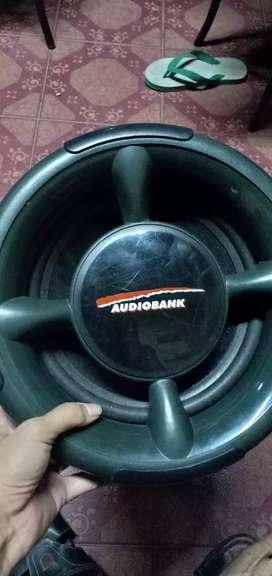 Speaker Audiobank