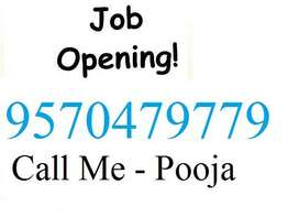 Full time job apply inQualification required ;- 8th , 10th , 12th Pass