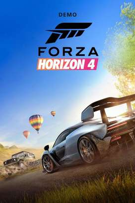 Selling forza horizon 4 pc game at a reasonable price
