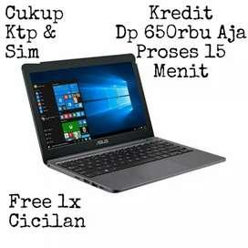 Kredit Notebook Asus E203-FD411T Proses Cepat Tanpa Kartu Kredit
