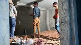 L-Type Corner UGF Builder Floor - Park Facing, Gated Society