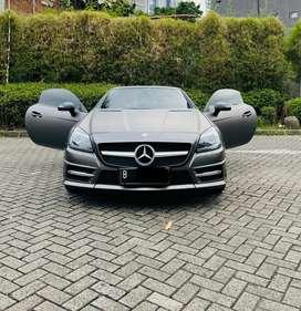 Mercedes Benz SLK 250  magic sky low KM