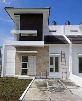 Rumah 2 lantai Ready unit Jasamarga Residence