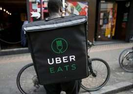 UBER EATS - Huge openings for delivery executives