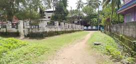 CHERUR, Thrissur, 10 cent plot area for sale, included old house, 49 L