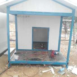 Available security guard cabin container