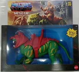 Battle Cat master of the universe MOTU dr Mattel