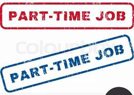 Part time Home facilities available Weekly 13000/-