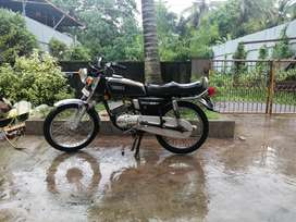 Good Condition Yamaha Rx100