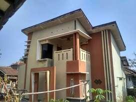 Jual rumah 2 lantai