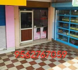 Fully furnished shop for sale at kulavikonum Junction.