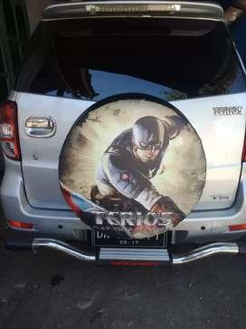 Sarung ban serep Terios Taft Rush Crv Taruna Escudo Feroza Touring dll