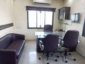 550sq, feet fully furnished superb office for rent..