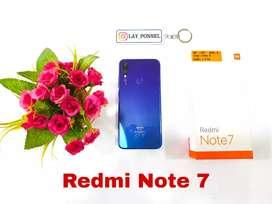 Xoaomi Redmi Note 7 blue